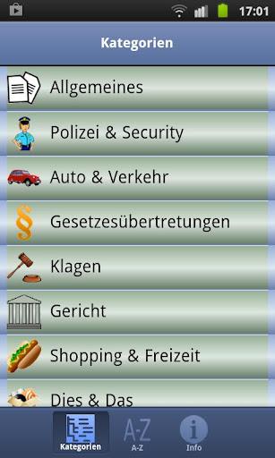 Taschenanwalt Deutschland lite