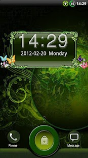 GO Locker Nature V2 Theme- screenshot thumbnail