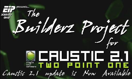 Caustic 3 Builderz Ambient Pro screenshot 3