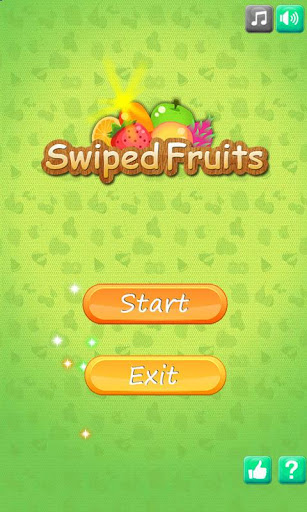 Swiped Fruit