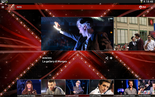 X Factor 2014 - screenshot thumbnail