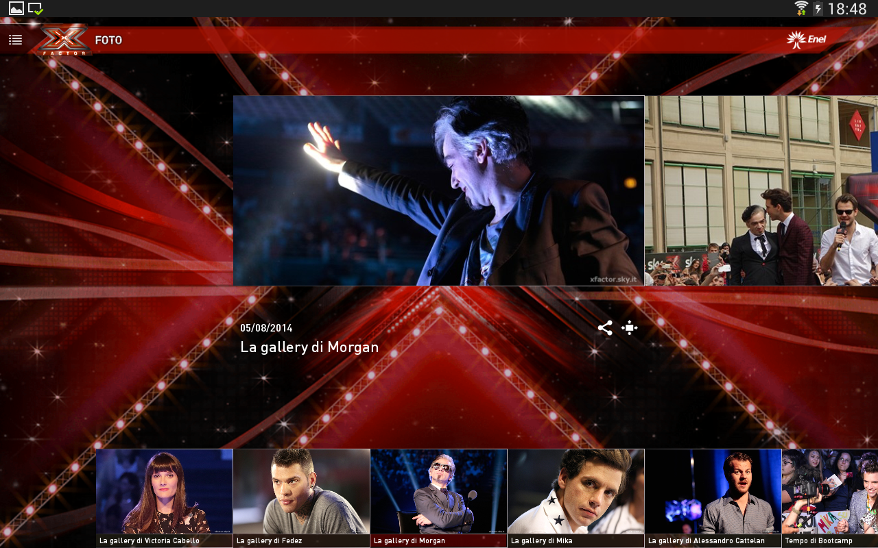 X Factor 2014- screenshot