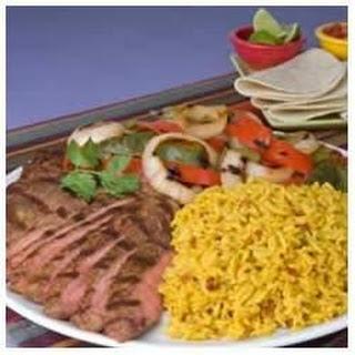 Steak Fajitas.