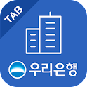 woorismartbanking(Biz)for Tab icon