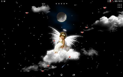 玩個人化App|Fairy Night Live Wallpaper免費|APP試玩