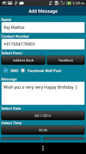 【免費通訊App】Message Scheduler-APP點子
