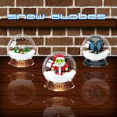 GO Theme Snow Globes