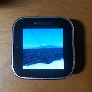 Pics for Sony SmartWatch