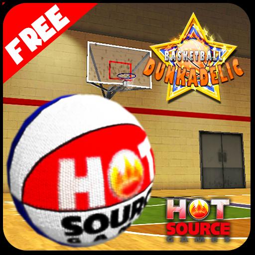 篮球扣篮HD的 LOGO-APP點子