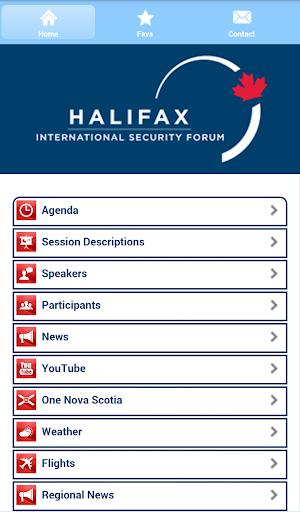 Halifax Security Forum