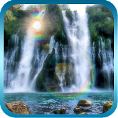 Waterfall Free Live Wallpaper