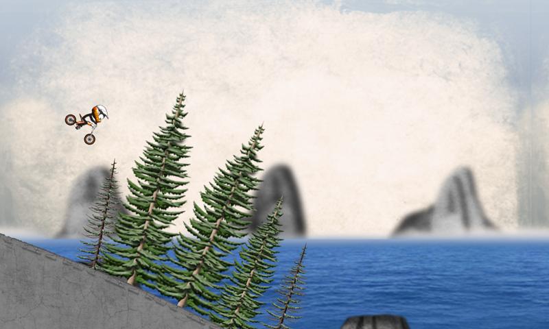 Stickman Downhill screenshot #9