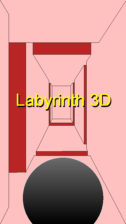 Labyrinth 3D (AD)- screenshot