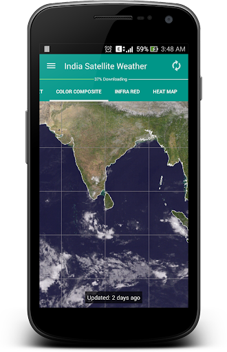 India Satellite Weather for PC