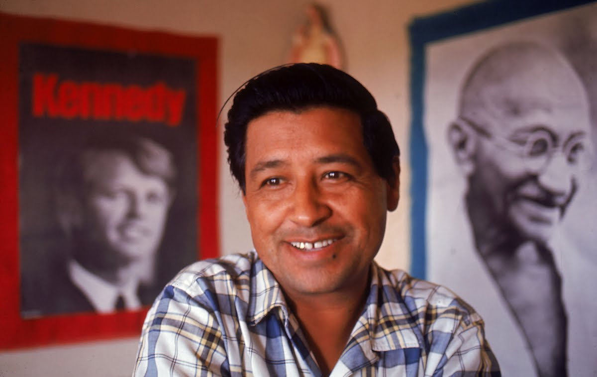 the life and leadership of cesar chavez