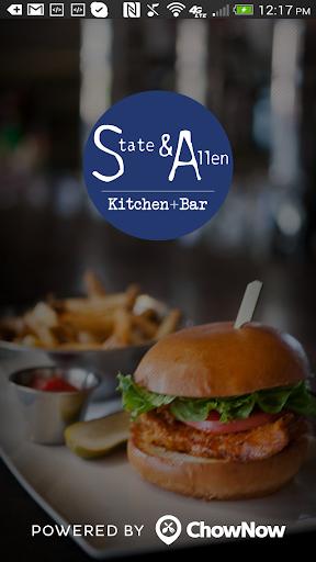 State Allen Kitchen+Bar