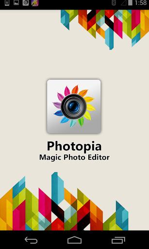 Photopia Magic Photo Editor