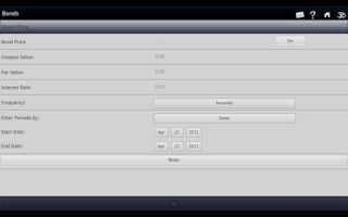 Screenshot of LS Financial Suite