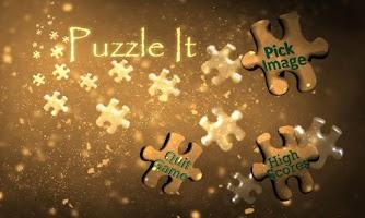 Screenshot of Puzzle It