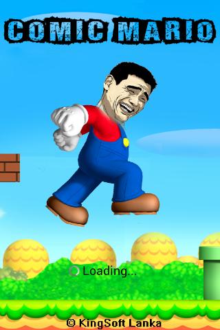 Comic Mario