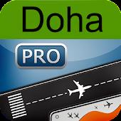 Doha Airport + Flight Tracker