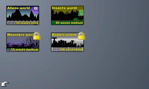 A game menu