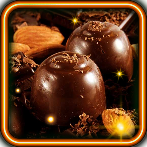 Chocolate n Coffee LWP 個人化 App LOGO-APP試玩