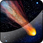 Meteor Shower Wallpaper-Incredible Wallpapers icon