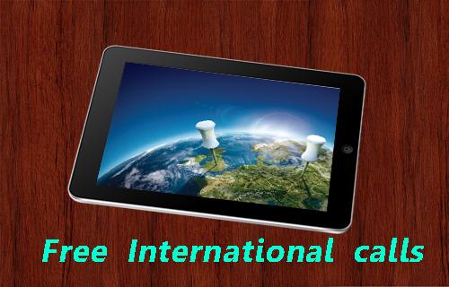 Free International Calls Trick