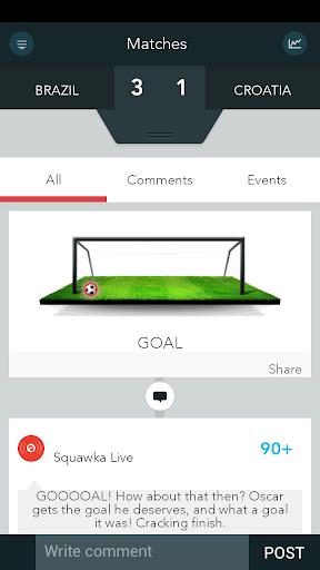 Squawka Football App