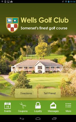 【免費運動App】Wells Golf-APP點子