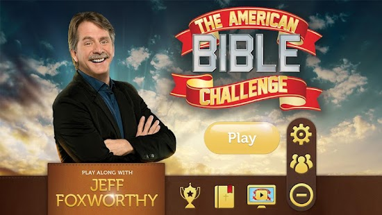 GSN'S American Bible Challenge- screenshot thumbnail