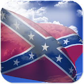 Rebel Flag Live Wallpaper icon