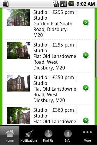 Montrose Properties- screenshot