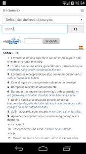 免費西班牙語字典