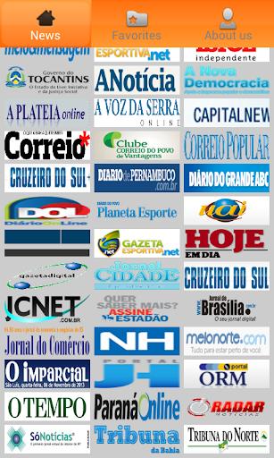 【免費新聞App】Jornal do Brasil Notícias-APP點子