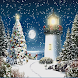 Winter Lighthouse Live Wallpap