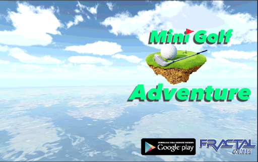 Mini Golf Island Max Adventure