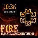 SL THEME FIRE icon