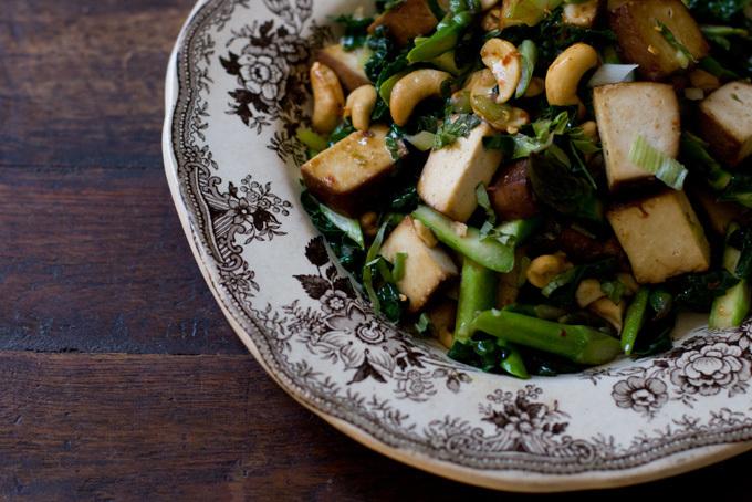 Asparagus Stir-Fry Recipe