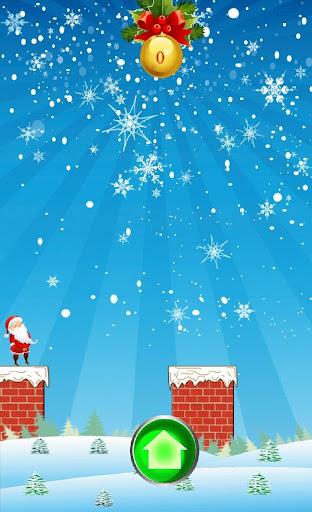 Santa and Building