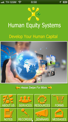 Human Equity Systems