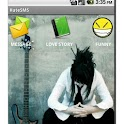 Rock SMS icon