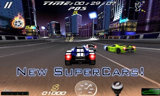 Speed Racing Ultimate 2 Free- screenshot thumbnail