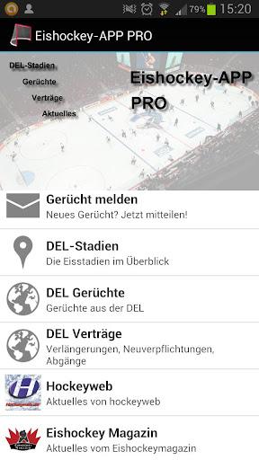 Eishockey-APP PRO