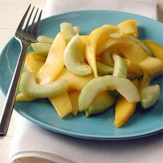 Mango-Cucumber Salad