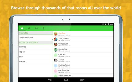 Camfrog - Group Video Chat Screenshot 8