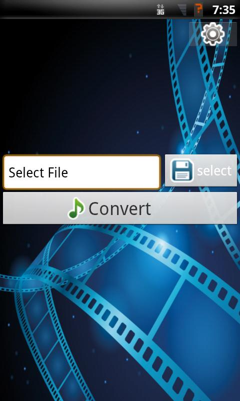 convert video to mp3- screenshot