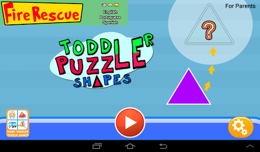 Toddler Puzzle Shapes