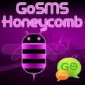 GOSMSPro- Pink Honeycomb Skin logo